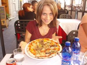 Real Italian Pizza!