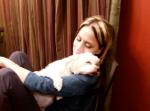 Mama & Coady Cuddle