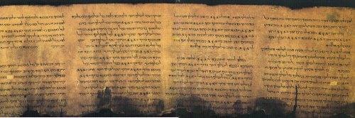 Open Scroll
