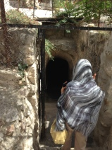 The Tomb Of The Prophets Entrance - June 4th, 2014